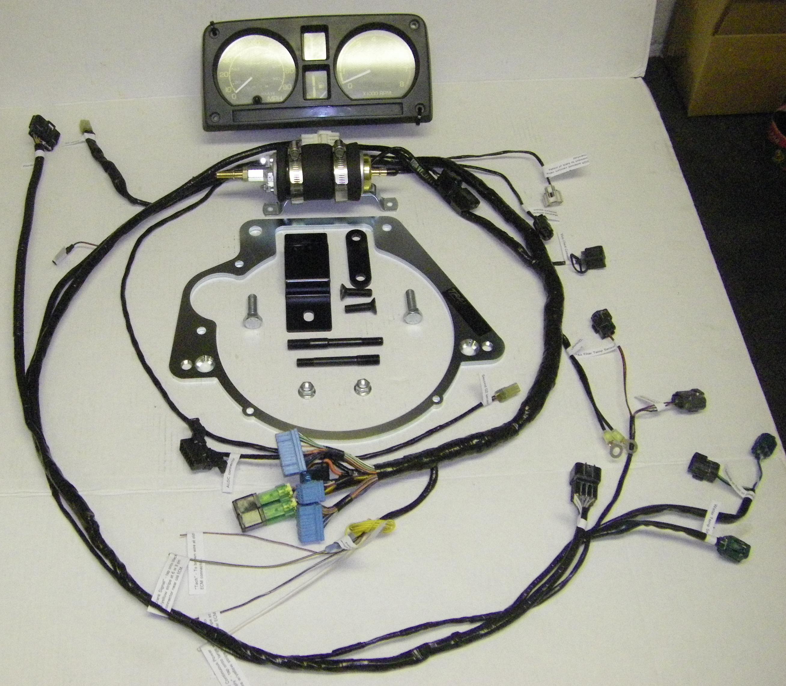1 6 Liter Suzuki Engine Conversion Kit Trail Tough