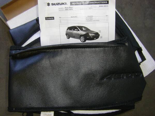 2002 Suzuki Aerio Nose Mask