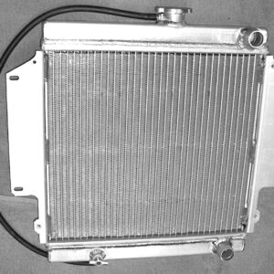 1.3 / 1.6 Aluminum Radiators - Premium