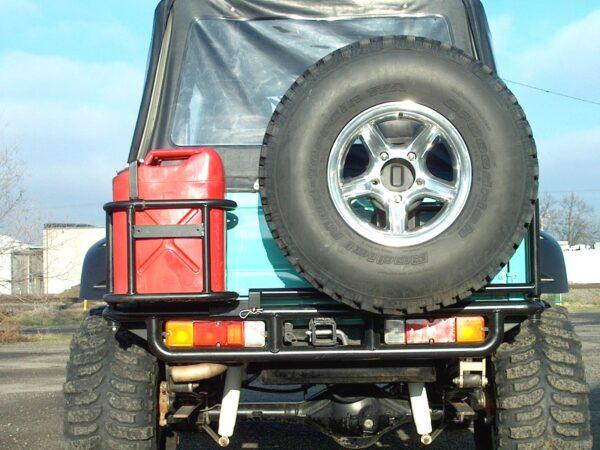 Rear Bumper - basic