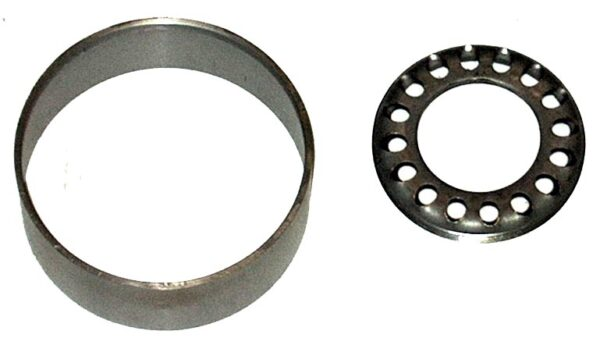Carrier Pin Retaining Cans