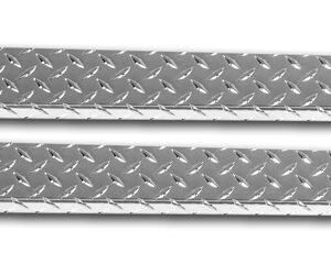 Diamond Plate Rocker Panels