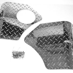 Diamond Plate Corners