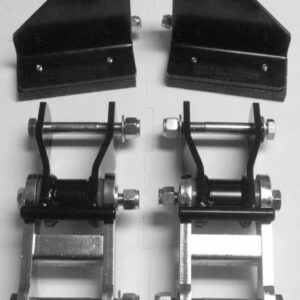 Front Missing Link Kit (for rear springs up front)