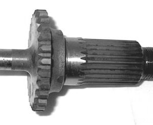 Front Output - Heavy Duty