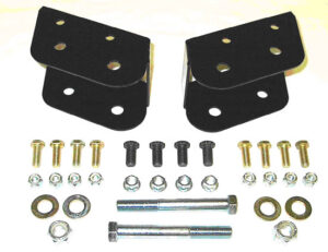Front YJ Spring Hangers