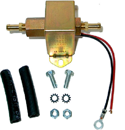 Fuel Pump - Low Pressure