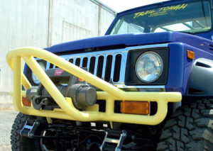 Front Stinger Style Bumper