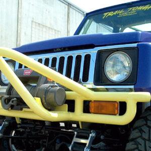 Front Stinger Style Bumper