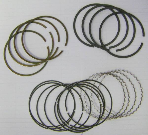 Piston Ring Set 1.3