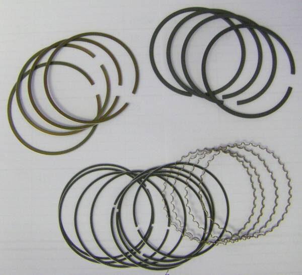 Piston Ring Set 1.6 8 Valve