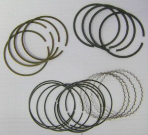 Piston Ring Set 1.6 16 Valve