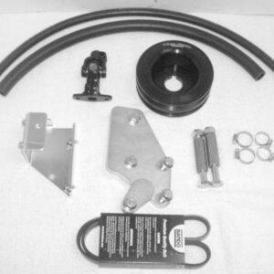 Power Steering Mounting Kit, 1300