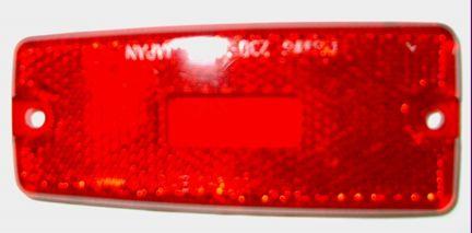 Rear Side Marker Lense