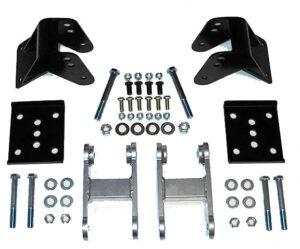 Wrangler YJ Spring Rear Mount Kit - Standard
