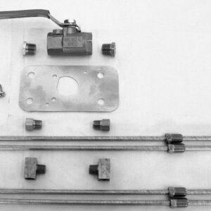 Brake Lock Valve Kit - Single line