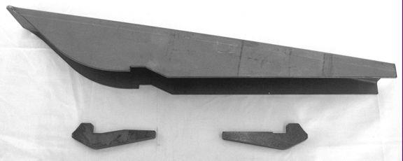 Samurai Front Axle Housing Gusset Kit