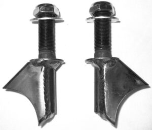 Shock Mounts - Lower