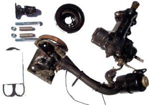 Sidekick Power Steering Conversion for 1600 Samurai