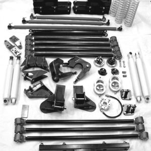 Sidekick Tracker X90 Straight Axle Coil Spring Conversion Kit, 2 DR