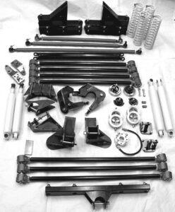 Sidekick / Tracker Straight Axle Coil Spring Conversion Kit, 4 DR
