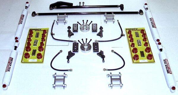 SPOA Suspension System - Deluxe