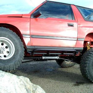 Suzuki Sidekick/Vitara/X90/ Geo Tracker Rock Sliders, 2 Door