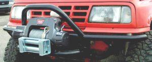 Suzuki Sidekick / Geo Tracker Front Bumpers, 2 Door