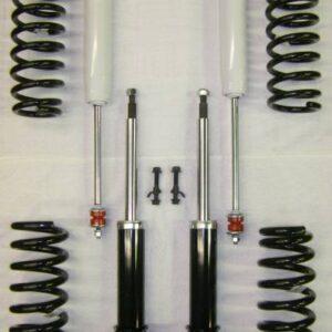 """TT Sidekick,Tracker/X90 Vitara 2.5"""" lift kit"""