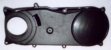 Timing Belt Cover, 1.6 16 Valve