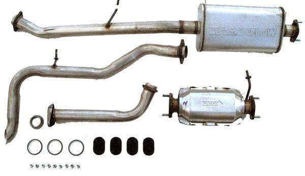 "2"" Magnaflow Exhaust System"