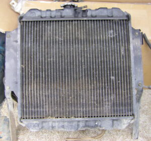 Used Samurai Radiator