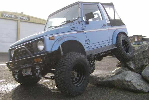 Front Universal Winch Mount Bumper