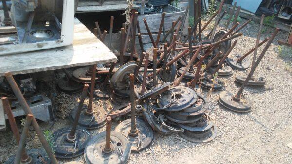 Used Samurai Axles Rear